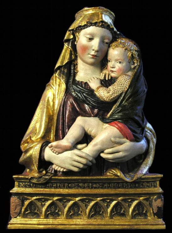 La Madonna di Fiesole.