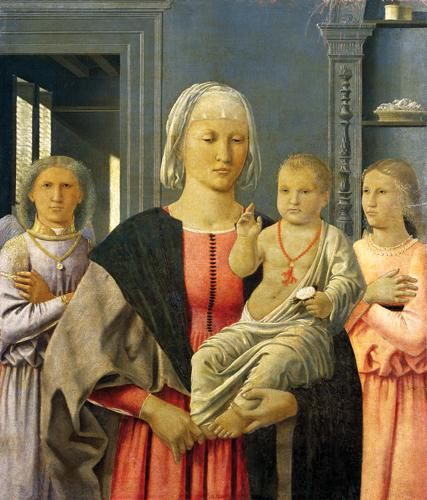 La Madonna di Senigallia