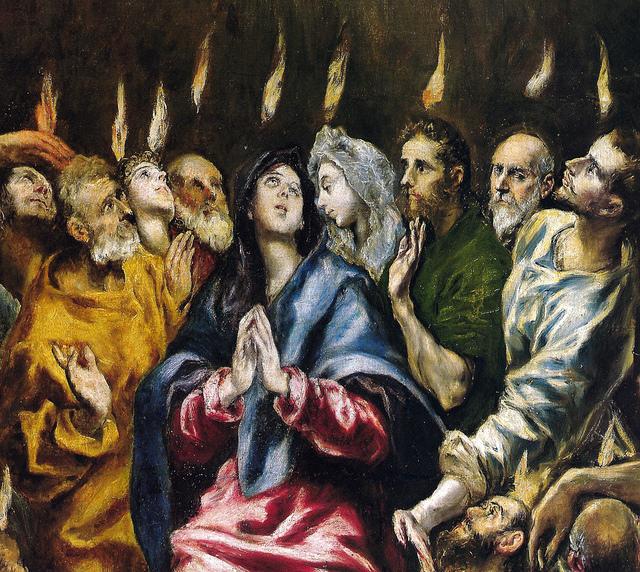 Lectio della Settimana (VII di Pasqua)