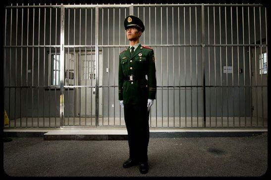 L'horreur des prisons chinoises.