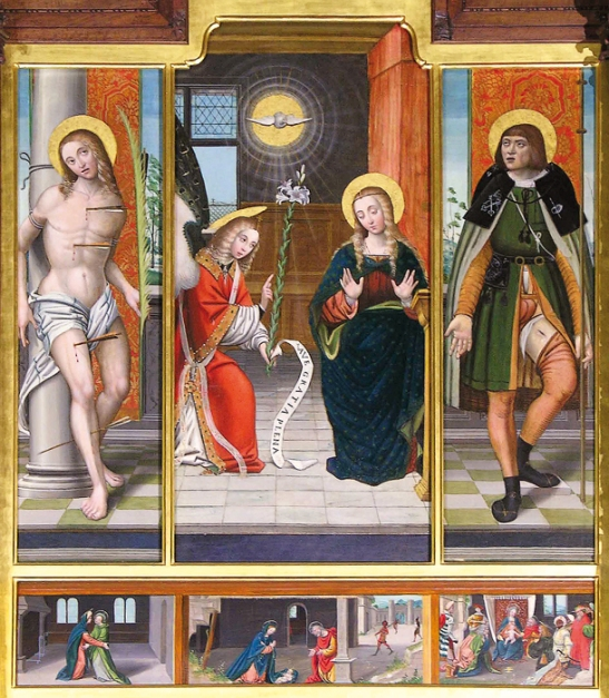 Madonna dei Laghi' di Avigliana