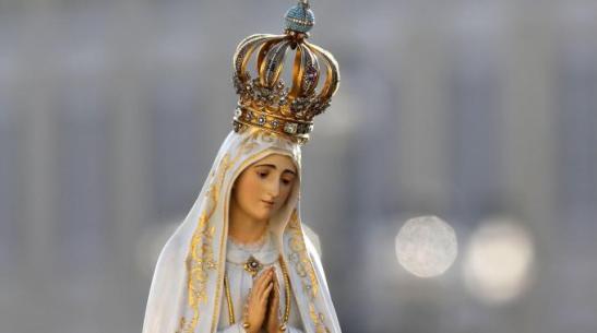 Madonna di Fatima.