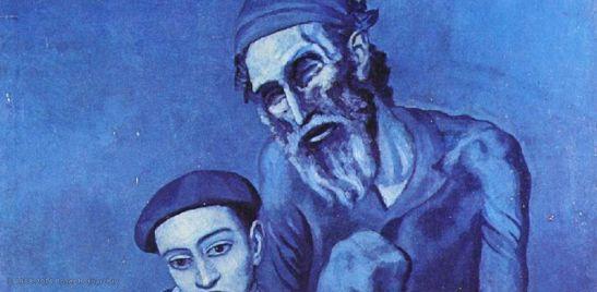 Mandicante, Picasso