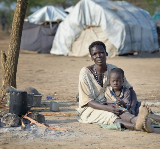 SOUTH SUDAN - Christian Churches, Stop the violence