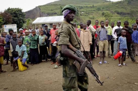 Un foyer d'intégrisme djihadiste au Congo.