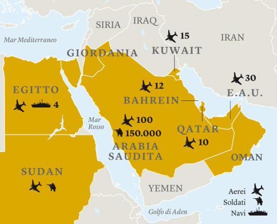 Un'altra primavera araba andata in fumo.