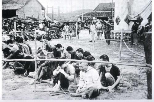 Cina, il martirio taciuto.