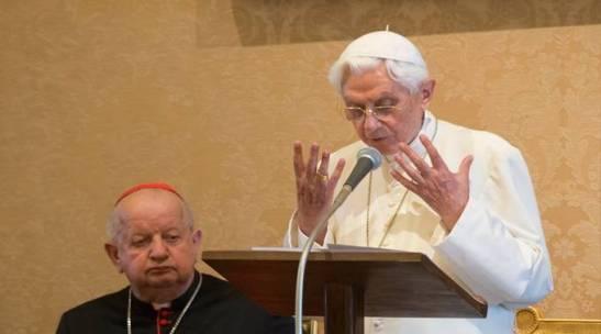 Discurso de Benedicto XVI sobre la música sacra en la liturgia