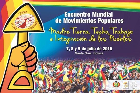 II Encuentro Mundial de los Movimientos Populares