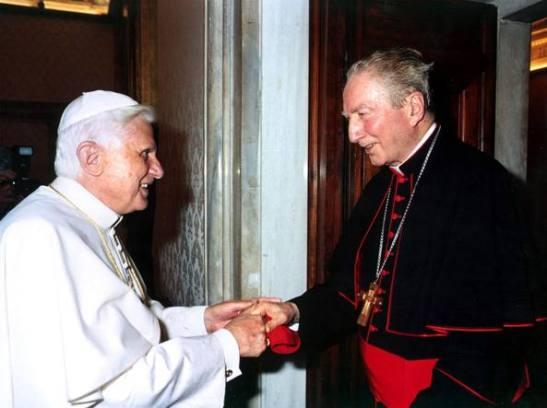 Martini e  Ratzinger