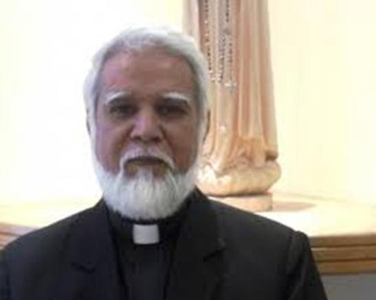 Mgr Joseph Coutts racconta il suo Pakistan