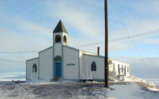 Antartide, chiude l'unica parrocchia cattolica