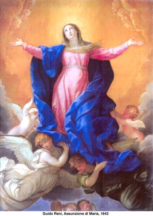 Assunzione della Beata Vergine Maria.