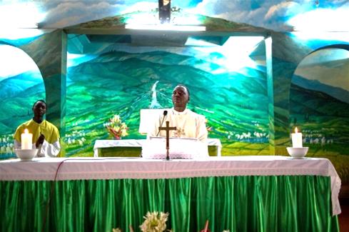 Burundi L'Église contre l'État