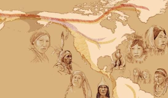 Sobre el origen de los pueblos de América.