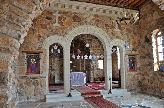 un monastère du Ve siècle détruit par Daech