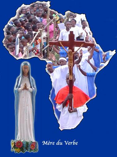 Una Lourdes nel cuore dell'Africa nera. Le straordinarie apparizioni della Madonna a Kibeho