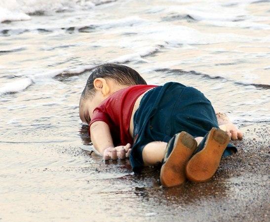Aylan Kurdi, il profugo siriano di 3 anni annegato al largo di Bodrum