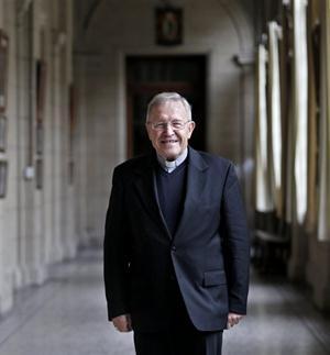cardenal Walter Kasper,