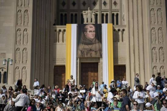 Holy Mass and Canonization of Blessed Fr. Junipero Serra5