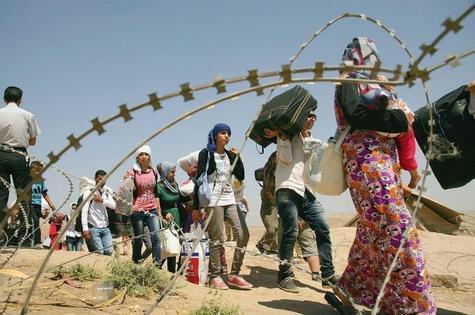 refugiés-syriens
