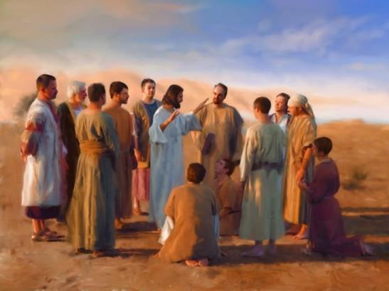 vangelo di Marco 8,27-38