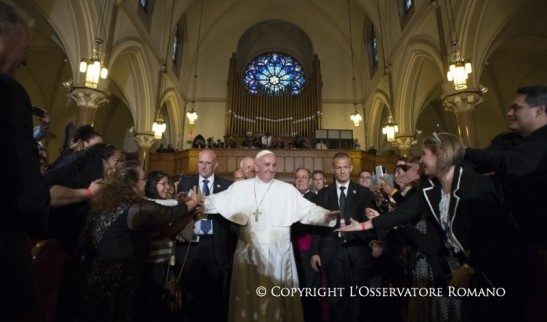 VESPERS WITH PRIESTS AND RELIGIOUS 1