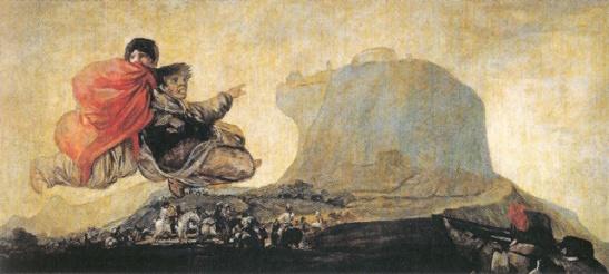 78. Francisco José de Goya y Lucientes, Asmodea