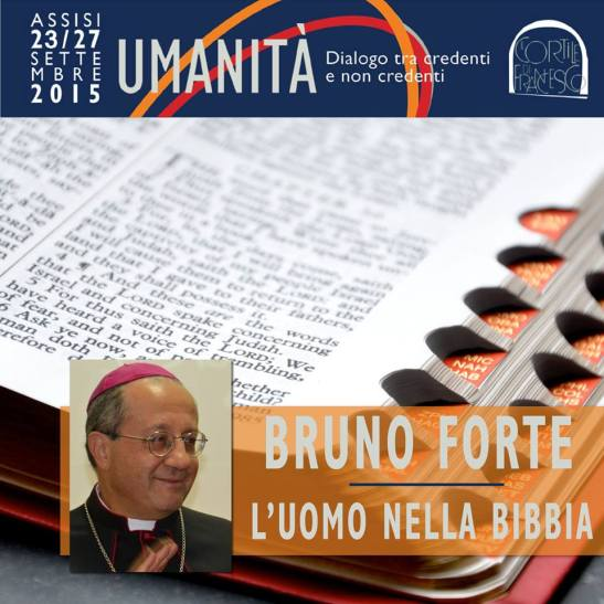 BRUNO FORTE L'UOMO NELLA BIBBIA