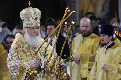 Kirill, in comunione nell'unica Chiesa