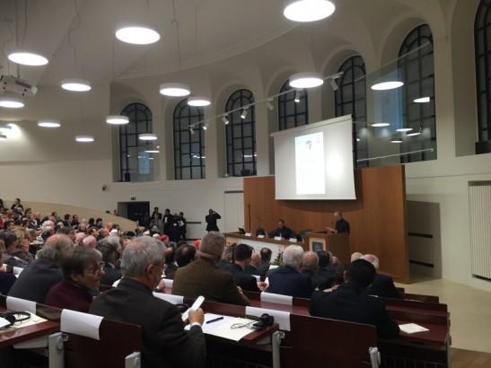L'apertura del Convegno sulla Nostra aetate alla Gregoriana
