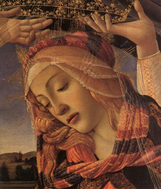 Mary is the Mater Creatoris, the Mother of the Creator
