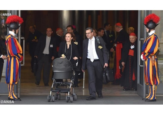 Synod on family life gets underway in the Vatican