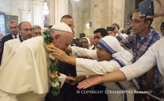 Vespri con Sacerdoti, Consacrati e Seminaristi