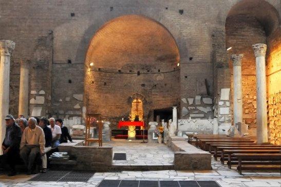 catacombe santa Domitillia