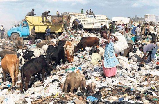 in Kenya sempre più forte divario tra ricchi e poveri