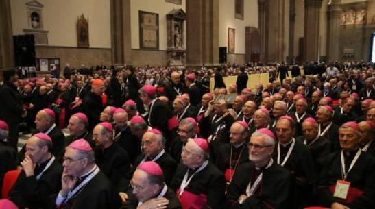 L'apertura del Convegno Ecclesiale