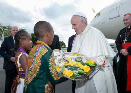 Papa Francesco in Africa4