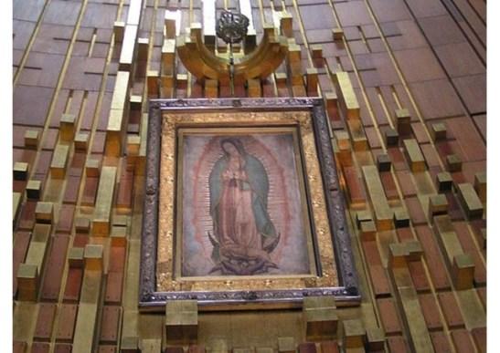 Vergine di Guadalupe