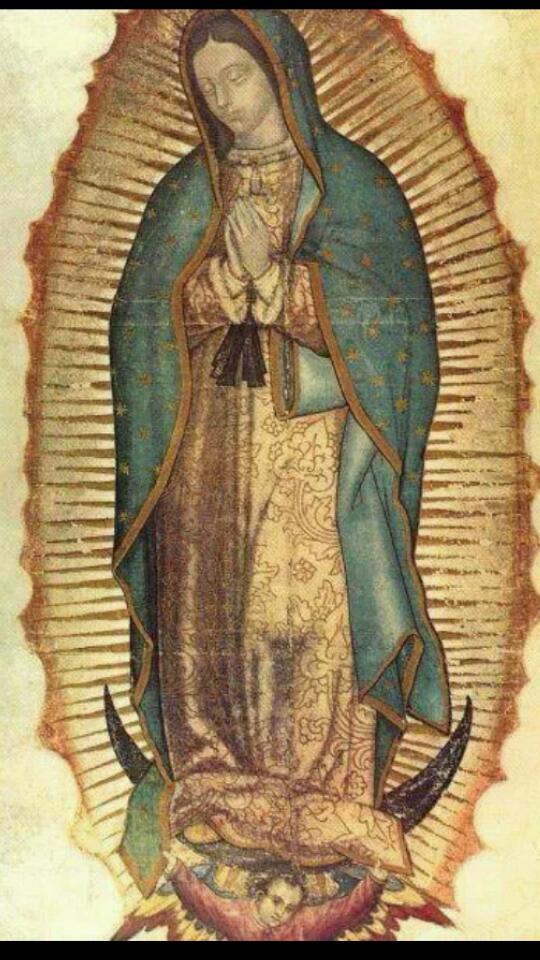 1 Virgen de guadalupe