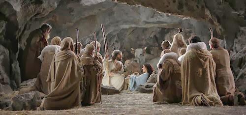 Adorazione pastori