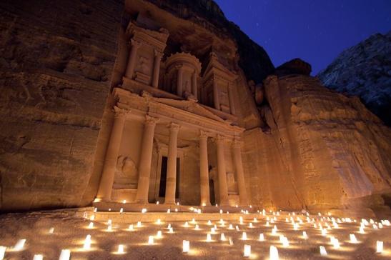 célébration de Noël en Jordanie1
