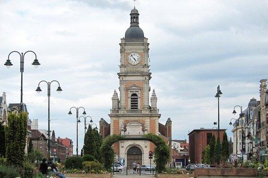 Eglise Saint-Léger de Lens