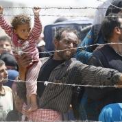 Da maggio ad agosto è emergenza profughi sulle rotte del Mediterraneo orientale e dei Balcani. In luglio sulle coste dell'Egeo sbarcano in 50mila. Sono soprattutto siriani in fuga dalla guerra e afghani giunti attraverso la Turchia. (Lapresse)