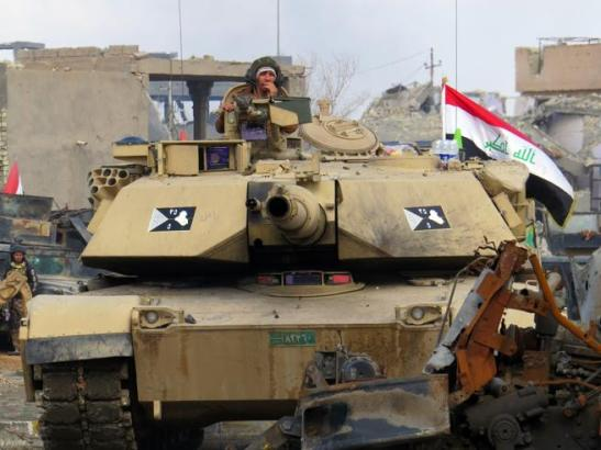 Le truppe di Baghdad hanno ripreso il controllo di Ramadi