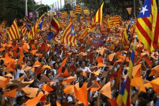 L'incubo di una secessione della Catalogna