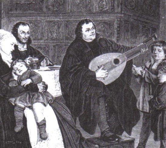 Martim Lutero musico