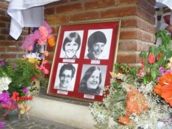 Martirio de las Hnas. de Maryknoll a 35 años clama justicia.