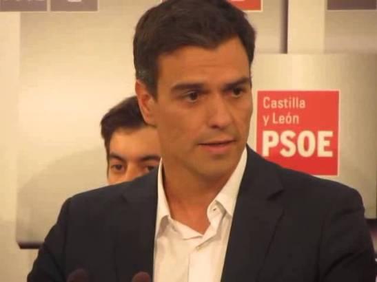 Pedro Sánchez (PSOE)