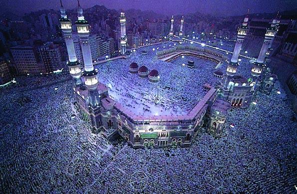 Al Hajj, peregrinação a Meca